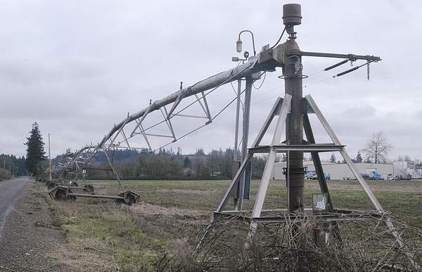 The NRCS is advising irrigators to plan accordingly for water shortages, especially in southern and southeastern Oregon where the snowpack was the lowest this season.