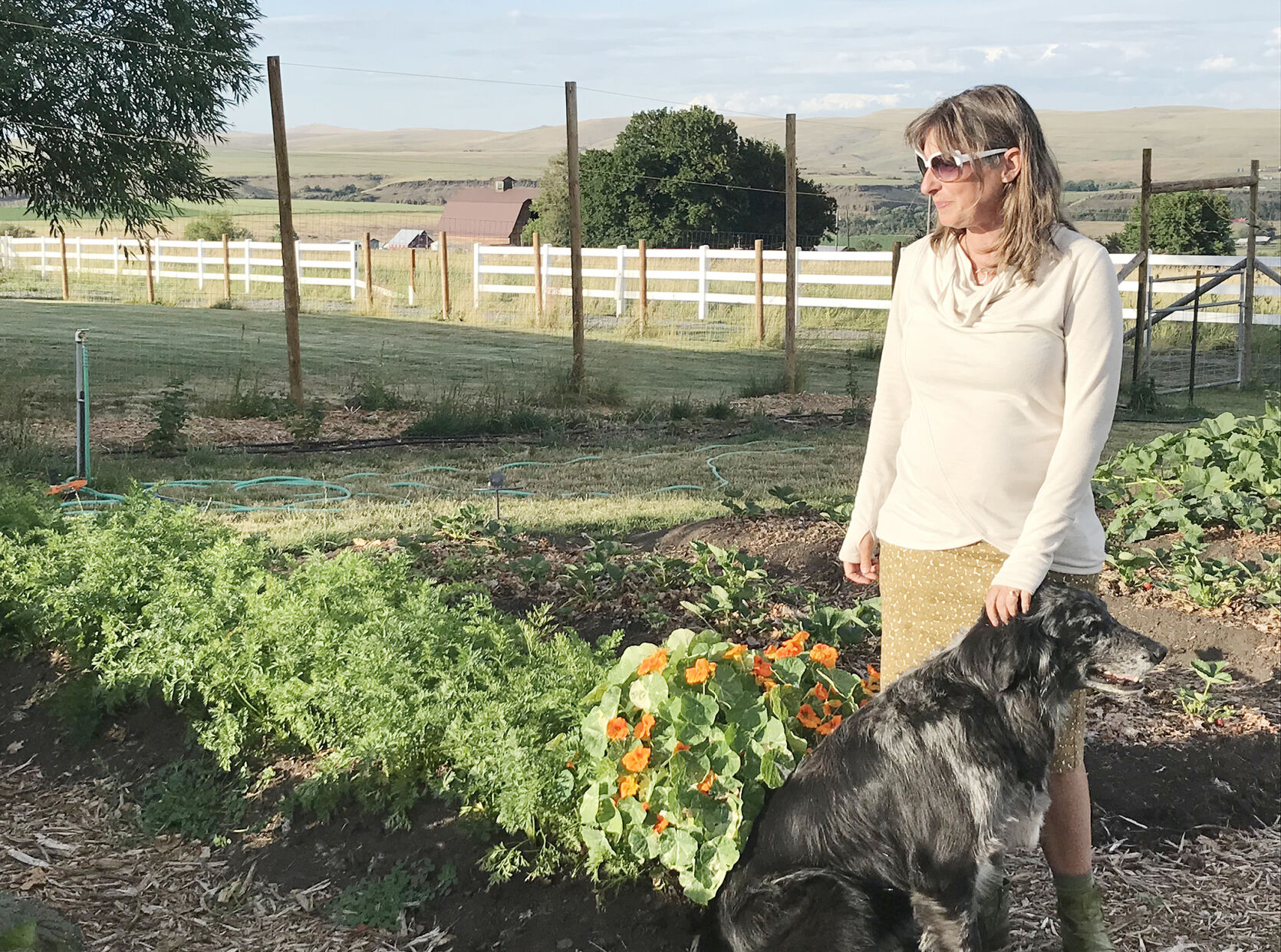 Kristy Athens started Genuine Wallowa County Provisions to provide fresh, local food to customers' front door.